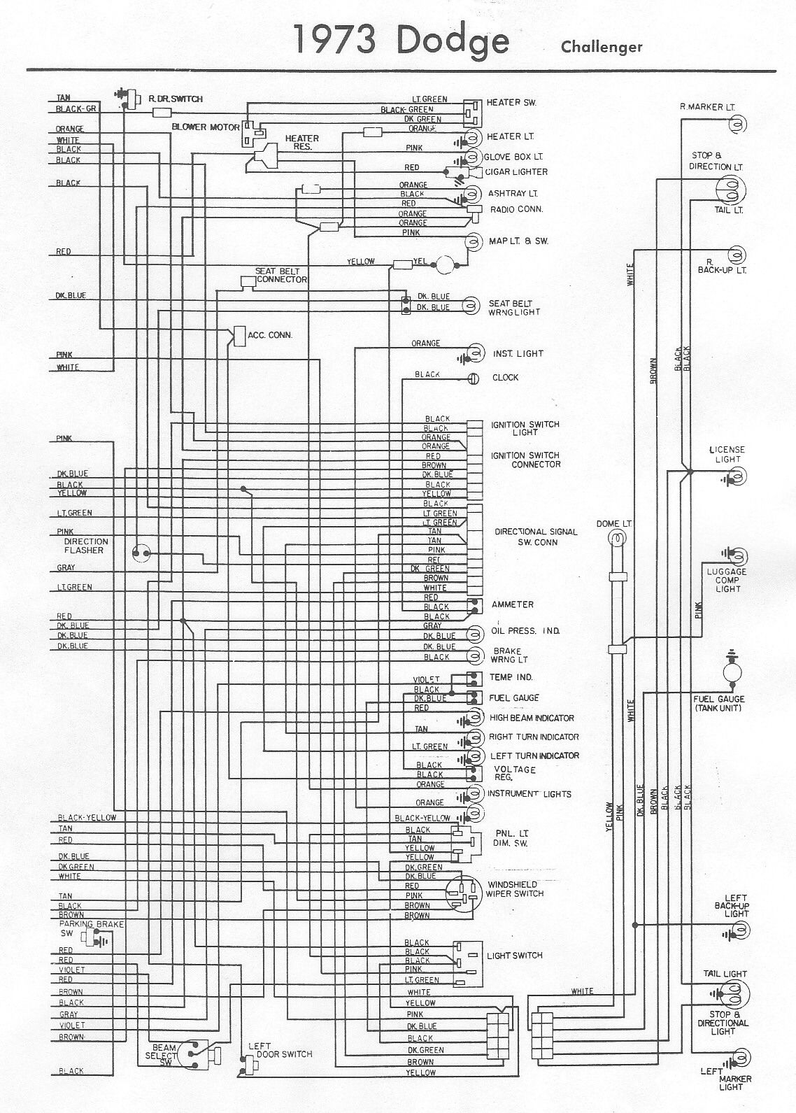 73 wiring diagram • the dodge challenger message board  files.mpoli.fi
